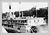 Alberta paddlewheel steamboat. 08-152 Tribune Pictures UofM Special Archives